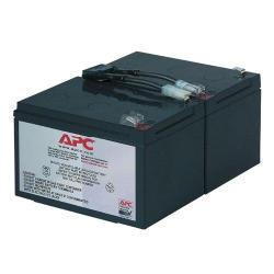 APC Batteria Replacement battery cartridge #6 - batteria ups - piombo rbc6
