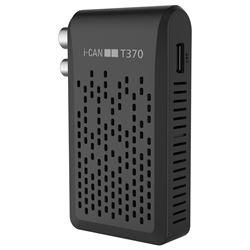 I-Can Decoder Zapper back, hd, t2, hevc, usb recplay t370