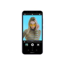 Huawei Smartphone Y6 2018 Nero 16 GB Dual Sim Fotocamera 13 MP