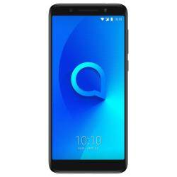 Alcatel Smartphone 3X Metallic Black