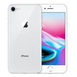 Apple Smartphone 8 Argento 256 GB Single Sim Fotocamera 12 MP