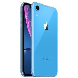 Apple Smartphone iPhone XR Blu 64 GB Dual Sim Fotocamera 12 MP