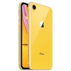 Apple Smartphone iPhone XR Giallo 128 GB Dual Sim Fotocamera 12 MP