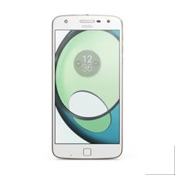 Lenovo Smartphone Moto Z Play White 32 GB Dual Sim Fotocamera 16 MP