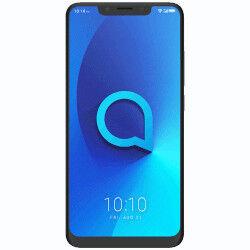 Alcatel Smartphone 5V Spectrum Black