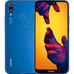 Huawei Smartphone P20 lite Blu 64 GB Dual Sim Fotocamera 16 MP