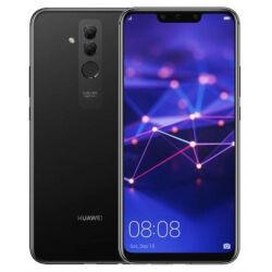 Huawei Smartphone Mate 20 Lite Black 64 GB Dual Sim Fotocamera 22 MP