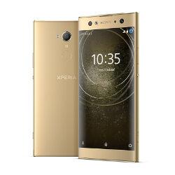 Sony Smartphone XA2 Ultra Oro 32 GB Dual Sim Fotocamera 23 MP
