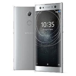 Sony Smartphone XA2 Ultra Argento 32 GB Single Sim Fotocamera 23 MP