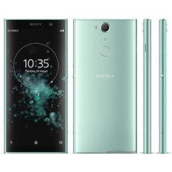 Sony Smartphone XA2 Plus Verde 32 GB Dual Sim Fotocamera 23 MP