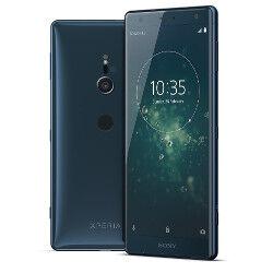 Sony Smartphone XZ2 Deep Green 64 GB Single Sim Fotocamera 19 MP