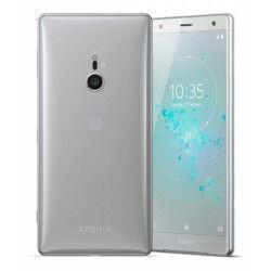 Sony Smartphone XZ2 Argento 64 GB Single Sim Fotocamera 19 MP