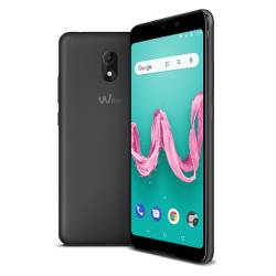 Wiko Smartphone Lenny 5 Black 16 GB Dual Sim Fotocamera 8 MP