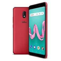 Wiko Smartphone Lenny 5 Rosso 16 GB Dual Sim Fotocamera 8 MP