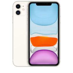 Apple Smartphone iPhone 11 Bianco 64 GB Dual Sim Fotocamera 12 MP