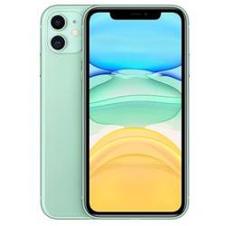 Apple Smartphone iPhone 11 Verde 64 GB Dual Sim Fotocamera 12 MP