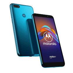 Motorola Smartphone Moto E6 Play Blu 32 GB Dual Sim Fotocamera 13 MP