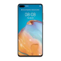 Huawei Smartphone P40 5G Nero 128 GB Dual Sim Fotocamera 50 MP