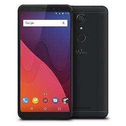 Wiko Smartphone View 4G Black 32 GB Dual Sim Fotocamera 16 MP