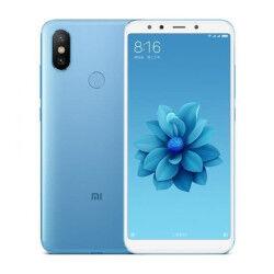 Xiaomi Smartphone A2 Blu 64 GB Dual Sim Fotocamera 32 MP