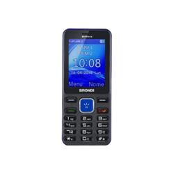 Brondi Telefono cellulare Cel bar dspl 2.4 color ds memo esp
