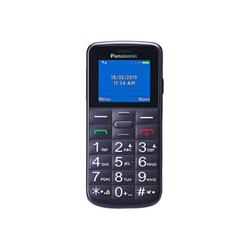 Panasonic Telefono cellulare Kx-tu110 - viola - gsm - cellulare kx-tu110exv