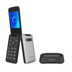 Alcatel Telefono cellulare  3026 silver