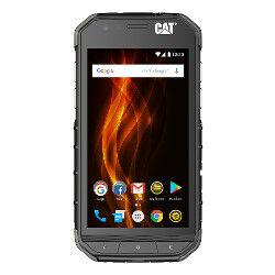 CAT Smartphone S31 Nero 16 GB Dual Sim Fotocamera 8 MP