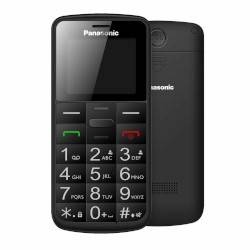 Panasonic Telefono cellulare Kx-tu110exb Black Easy Phone