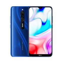 Xiaomi Smartphone Redmi 8 Sapphire Blue 64 GB Single Sim Fotocamera 12 MP