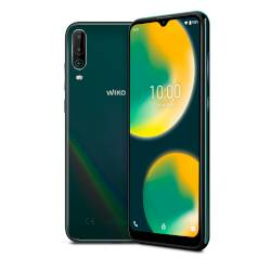 Wiko Smartphone View 4 Cosmic Green 64 GB Dual Sim Fotocamera 13 MP