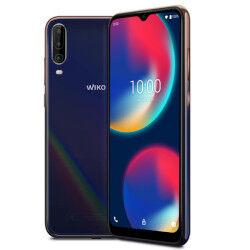 Wiko Smartphone View 4 Blue 64 GB Dual Sim Fotocamera 13 MP