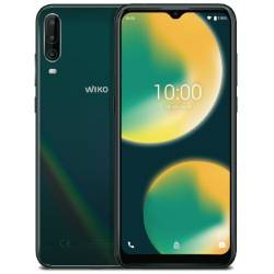 Wiko Smartphone View 4 Lite Deep Green 32 GB Dual Sim Fotocamera 13 MP
