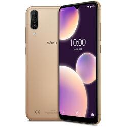 Wiko Smartphone View4 Lite Oro 32 GB Dual Sim Fotocamera 13 MP