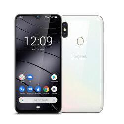 Gigaset Smartphone GS290 White 64 GB Single Sim Fotocamera 16 MP