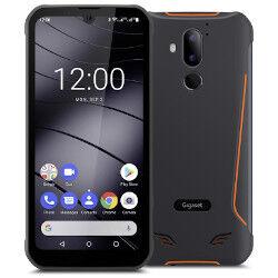 Gigaset Smartphone GX290 Black, Titanium Grey 32 GB Single Sim Fotocamera 13 MP