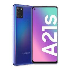Samsung Smartphone Galaxy A21s Blu 32 GB Dual Sim Fotocamera 48 MP