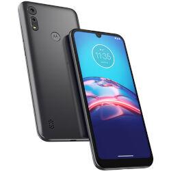 Motorola Smartphone Moto E6S Grigio 32 GB Dual Sim Fotocamera 13 MP