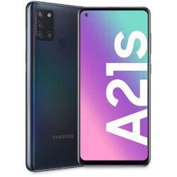 Samsung Smartphone Galaxy A21s Nero 128 GB Dual Sim Fotocamera 48 MP