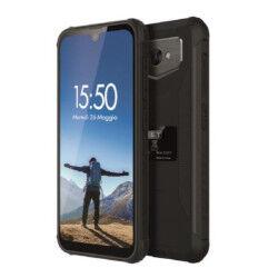 Saiet Smartphone Rugged 3781D Nero 128 GB Dual Sim Fotocamera 13 MP