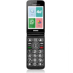 Brondi Telefono cellulare Amico sincero - nero - 32 mb - gsm - cellulare 10277020
