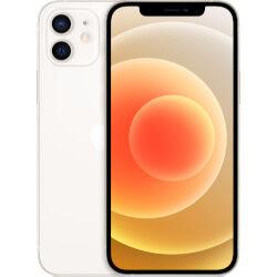 Apple Smartphone iPhone 12 5G White 128 GB Single Sim Fotocamera 12 MP