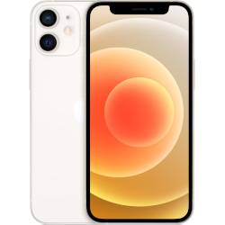 Apple Smartphone iPhone 12 mini White 64 GB Single Sim Fotocamera 12 MP