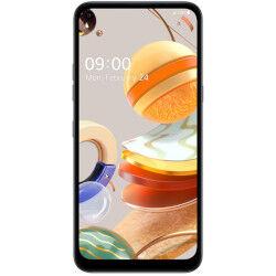 LG Smartphone K61 Titanium 128 GB Dual Sim Fotocamera 48 MP