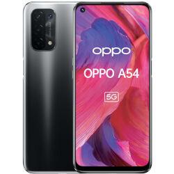 OPPO Smartphone A54 5G Fluid Black 64 GB Dual Sim Fotocamera 48 MP