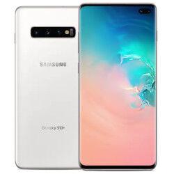 Samsung Smartphone Galaxy S10+ Bianco 128 GB Dual Sim Fotocamera 12 MP