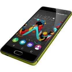 Wiko Smartphone U Feel Lime 16 GB Single Sim Fotocamera 13 MP