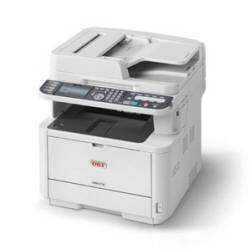 Oki Multifunzione laser Mb472dnw - stampante multifunzione - b/n 45762102