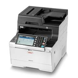 Oki Multifunzione laser Mc573dn - stampante multifunzione - colore 46357102