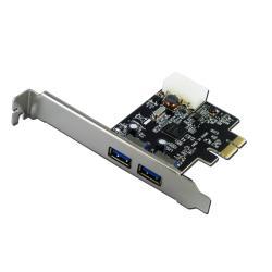 Nilox Scheda PCI Adattatore usb 10nx0512u3001